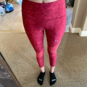 Under Armour workout pants size Small